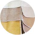 Échantillons de tissu d'ameublement