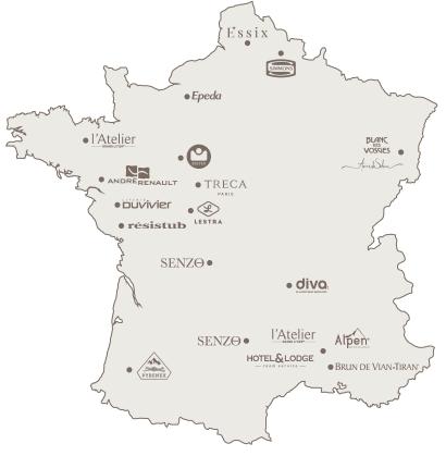 Entreprises françaises fournisseurs de Grand Litier