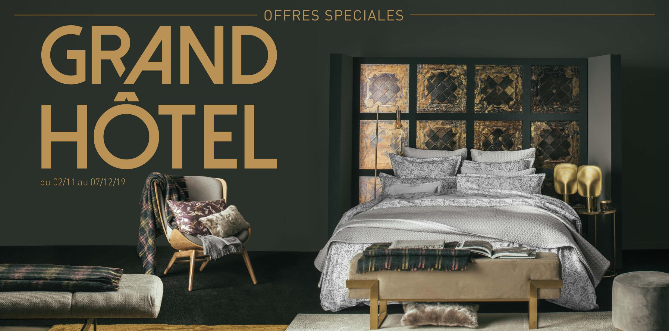 Opération Grand Hotel