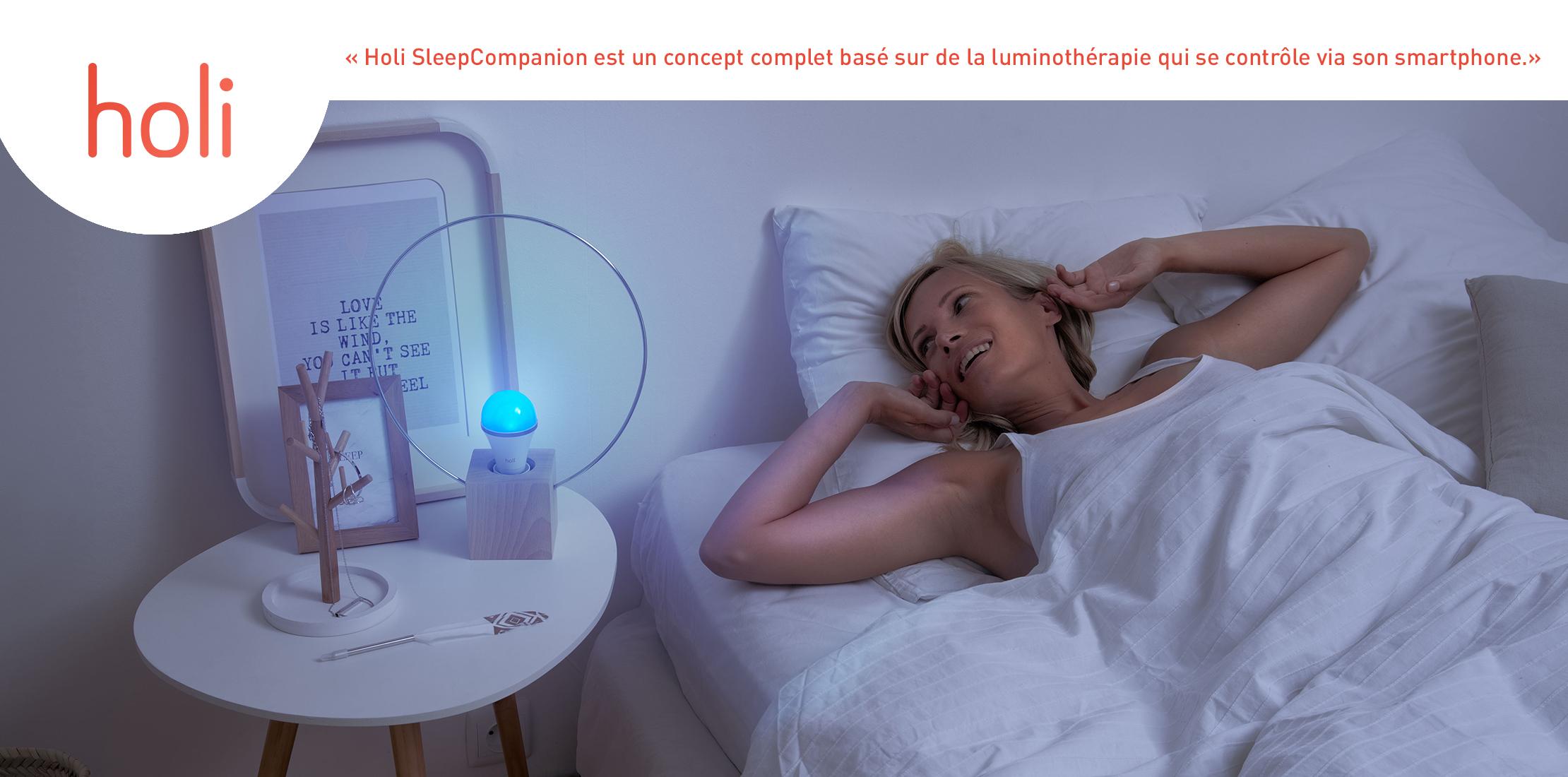 Holi SleepCompanion