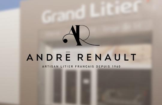 André Renault à Courbevoie