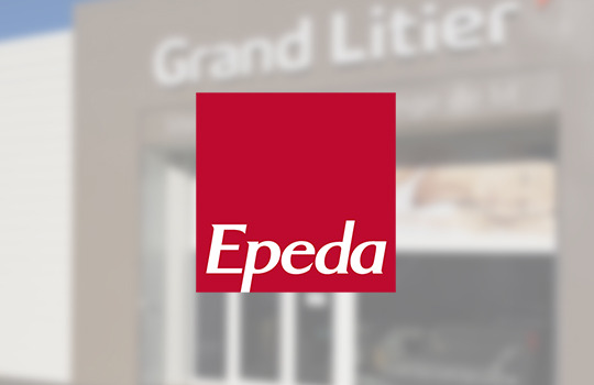 Epeda à Courbevoie