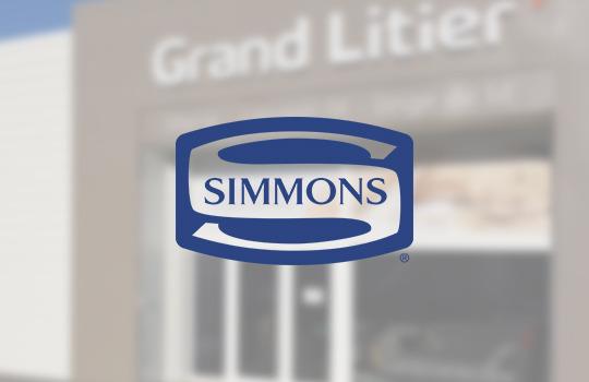 Simmons à Courbevoie