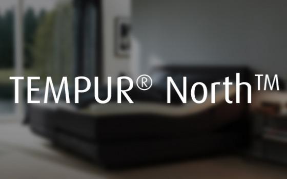 Découvrez le confort Tempur North