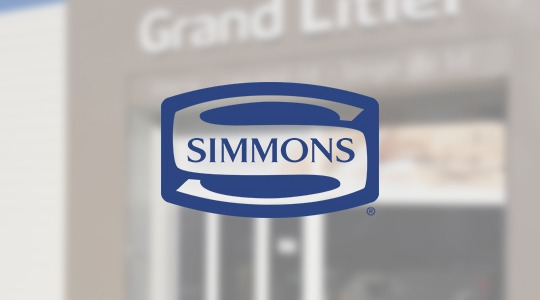 Simmons à Salon-de-Provence