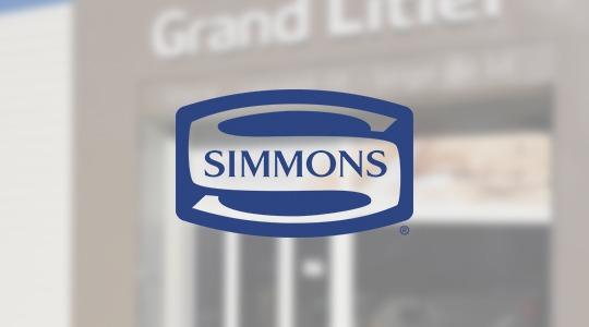 Simmons à Épervans