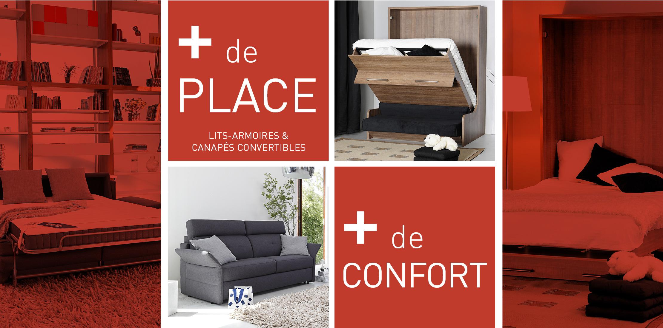 Armoire Gain De Place découvrez nos solutions gain de place : armoires-lits